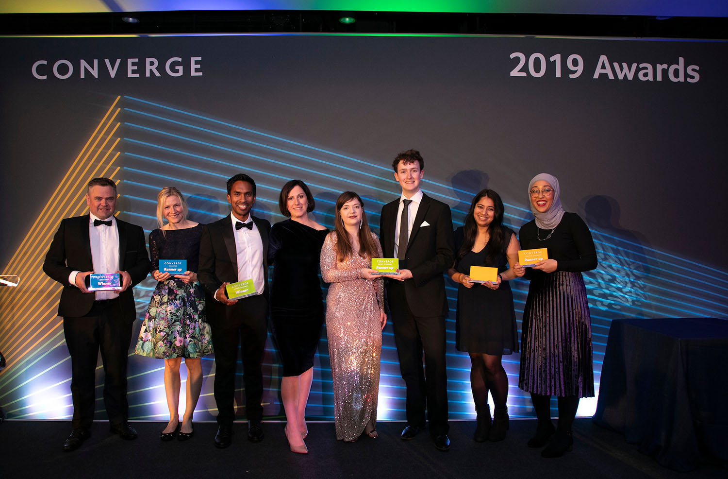 Scotland's Universities Set a New Bar for Global Innovation as 2019 Converge Winners are Announced